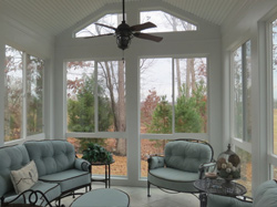 sunroom screened in porch
