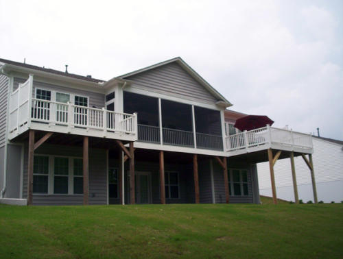 trex deck builder york south carolina