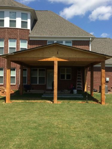 custom patio cover builder nc