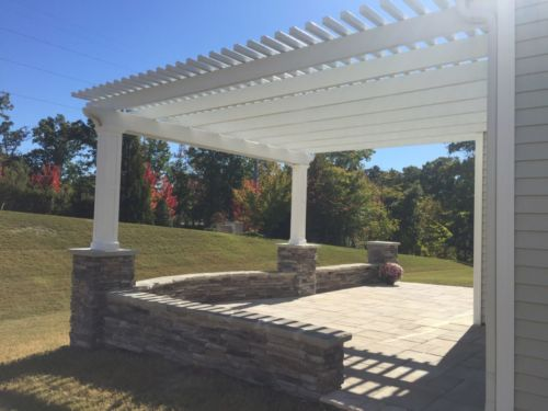 pergolas carpenter indian land sc