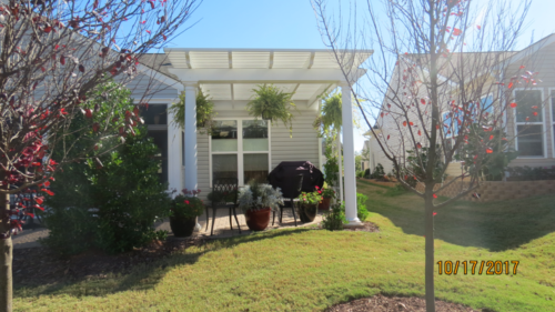 pergola carpenter charlotte nc